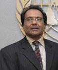 Judge Vinod Boolell, United Nations Dispute Tribunal