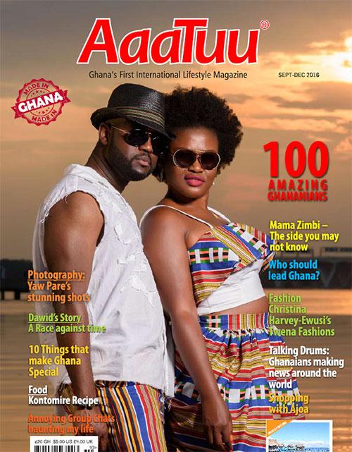 AaaTuu Magazine, September to December 2016 Issue