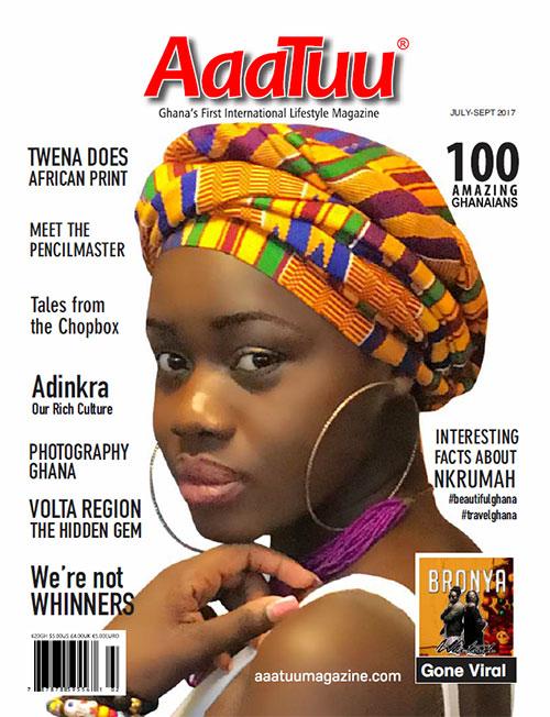 AaaTuu Magazine, July to September 2017 Issue