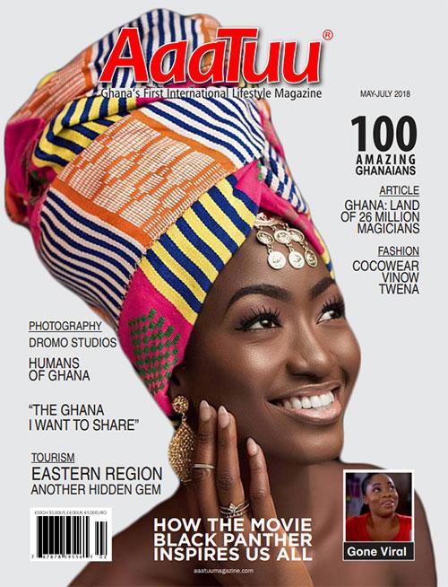 AaaTuu Magazine, May to July 2018 Issue