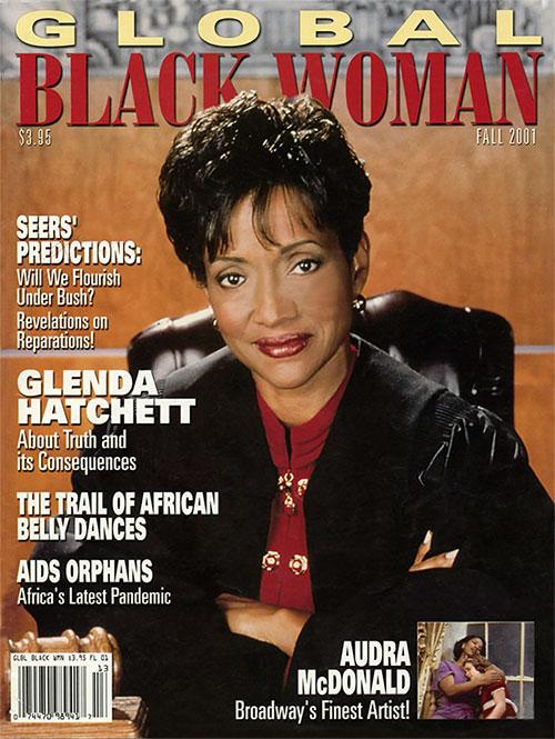 Global Black Woman Magazine: Fall 2001 with Glenda Hatchett