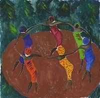 Toni Sanon Circle of Dance