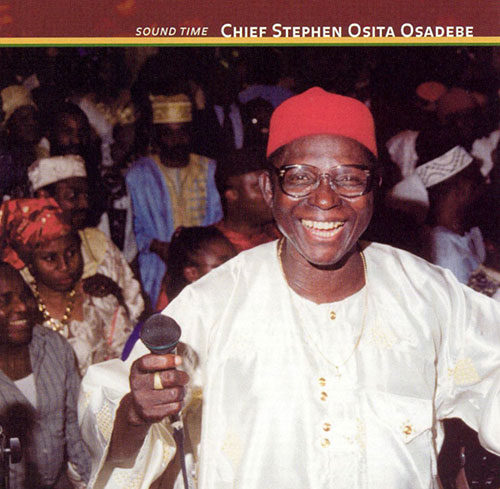 Chief Stephen Osita Osadebe